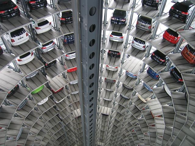 sprawdzony parking automatyczny